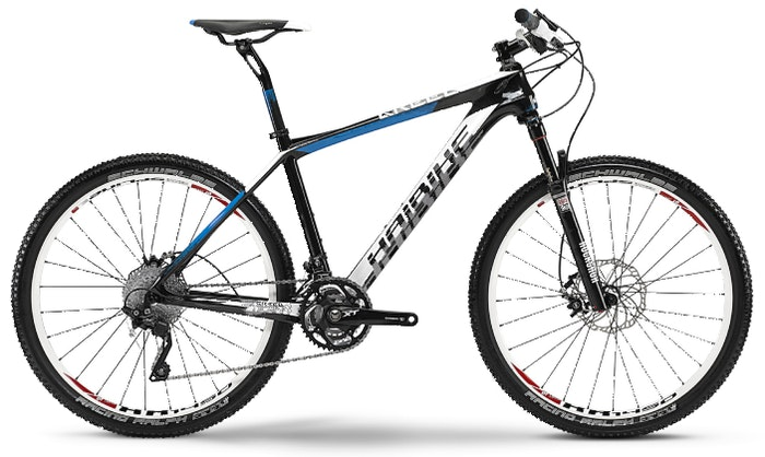 Haibike Mountainbike Hardtail