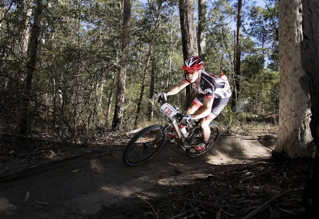 Over 1,000 participate in the 2009 Netti MTB Enduro event