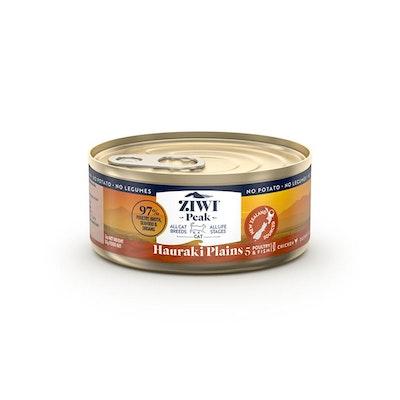 ZiwiPeak ZIWI Peak Provenance Canned Cat Food Hauraki Plains 85G