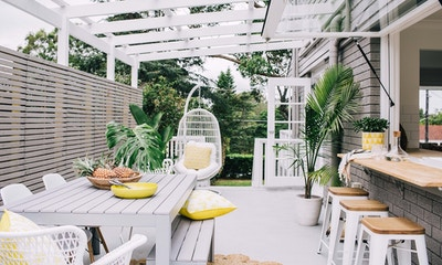 Planning Your Outdoor Living Area