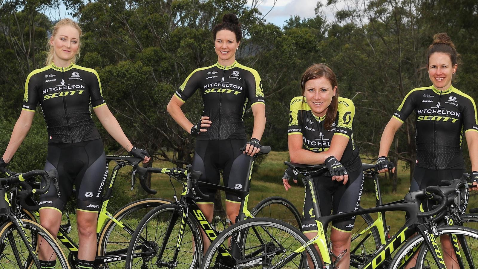 Introducing Mitchelton-Scott: the Next Generation of the Australian WorldTour Team