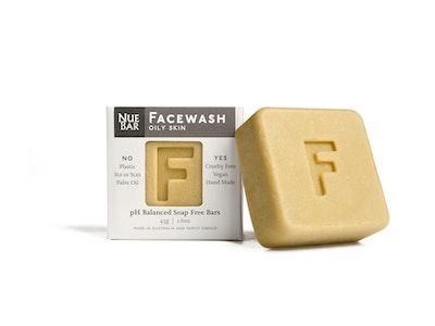 Nuebar Face wash - acne prone or oily skin