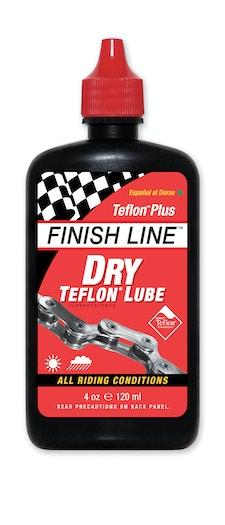 DRY LUBE (TEFLON +) 4oz DG12, Chain Lubricants