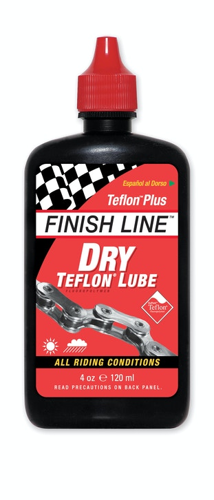 DRY LUBE (TEFLON +) 4oz DG12, Chain Lubricants