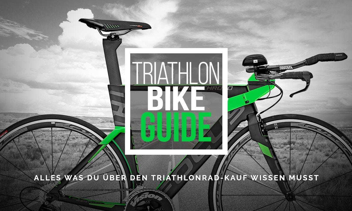 Die große Triathlon Fahrrad Kaufberatung – Alles was du wissen musst