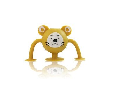Silicone Suction Baby Bath Toys 1pk - Timmy Tiger - Zoo Collection