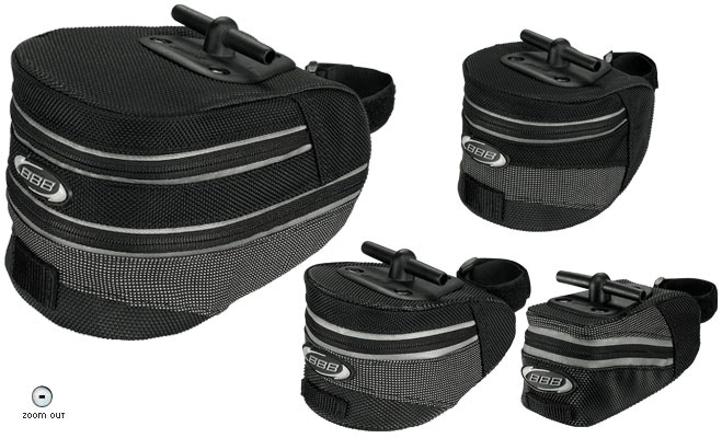 BSB-02 Quick Pack Small, Saddle Bags