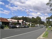 Princes Hwy Mogo. Mogo Zoo is  next left
