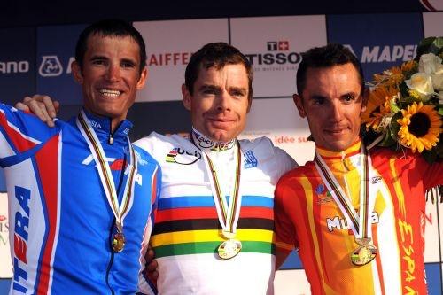 Evans makes history at World Championships