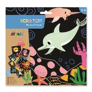 Avenir - Scratch - My Sea Friends