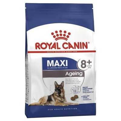 Royal Canin Dry Dog Food Maxi Large Breed Ageing 8+ 15kg