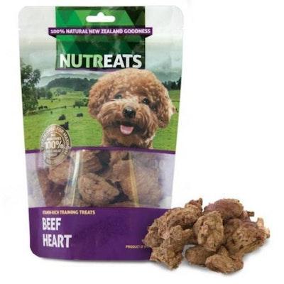 NUTREATS Beef Heart Dog Treats 50G