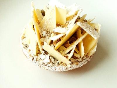 Torta Di Vaniglia