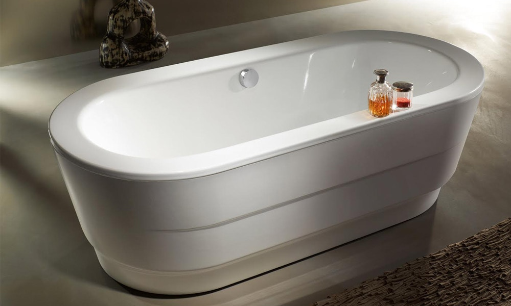 Bath materials best bathtub materials for bathroom for Tub materials