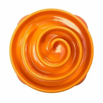 OUTWARD HOUND Fun Feeder Mini / Orange