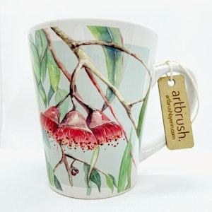 artbrush mug 'Gumnut'