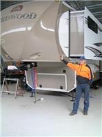 Ballarat company makes Australian Standards compliant quality Fifth Wheelers their mission statement