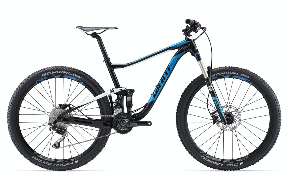 Giant Anthem 3 BLack BikeExchange 2017