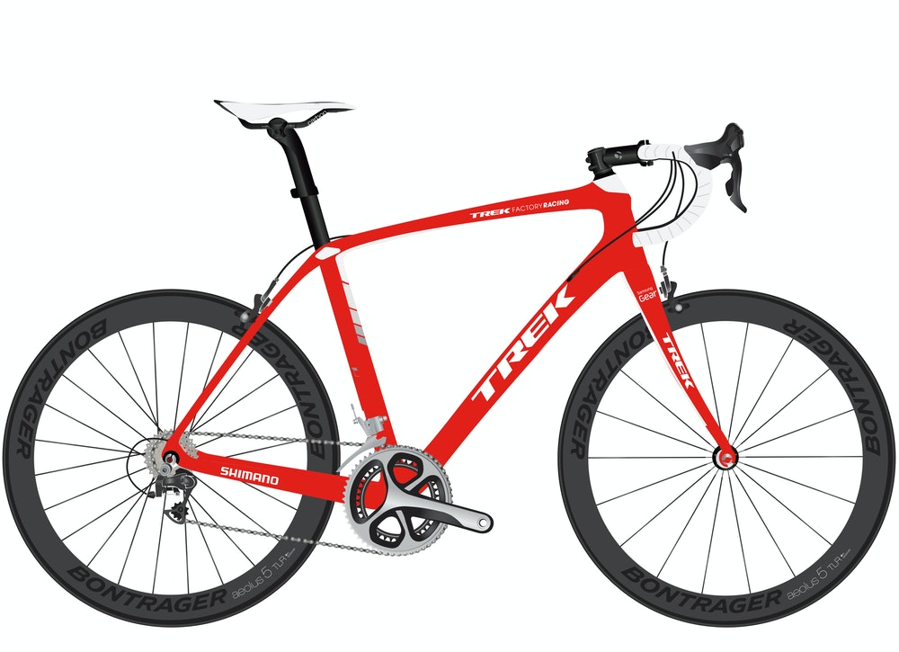 Trek Domane SLR 10 RSL 2017 Road Bike BikeExchange