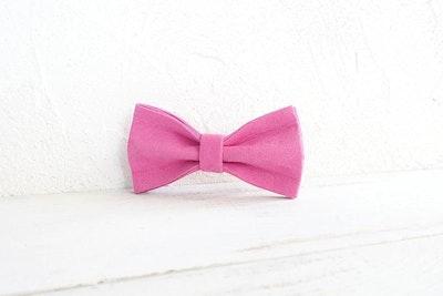 Barker & Bone Bow Tie | Pink
