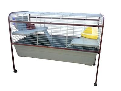 Bono Fido Rabbit Cage 45712 124 With Stand