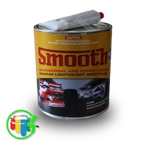 Smooth Premium Lightweight Body Filler 3Lt