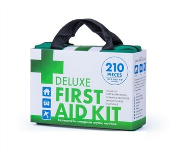 Boutique Medical 210 PCS Emergency First Aid Kit Medical Travel Set Workplace Family Safety AU
