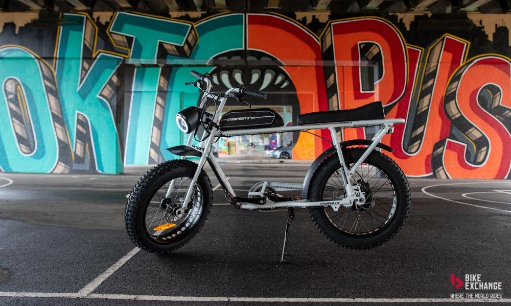 Super73 E-Bike: First Impressions