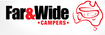 Far and Wide Campers - Hire, Sales & Service