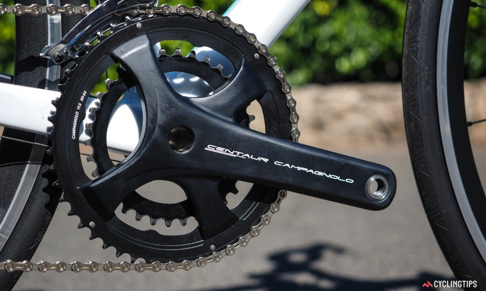 New Campagnolo Centaur Mechanical Groupset - Ten Things to Know