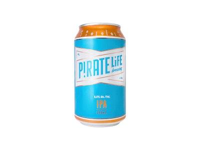 Pirate Life Brewing IPA Can 355mL