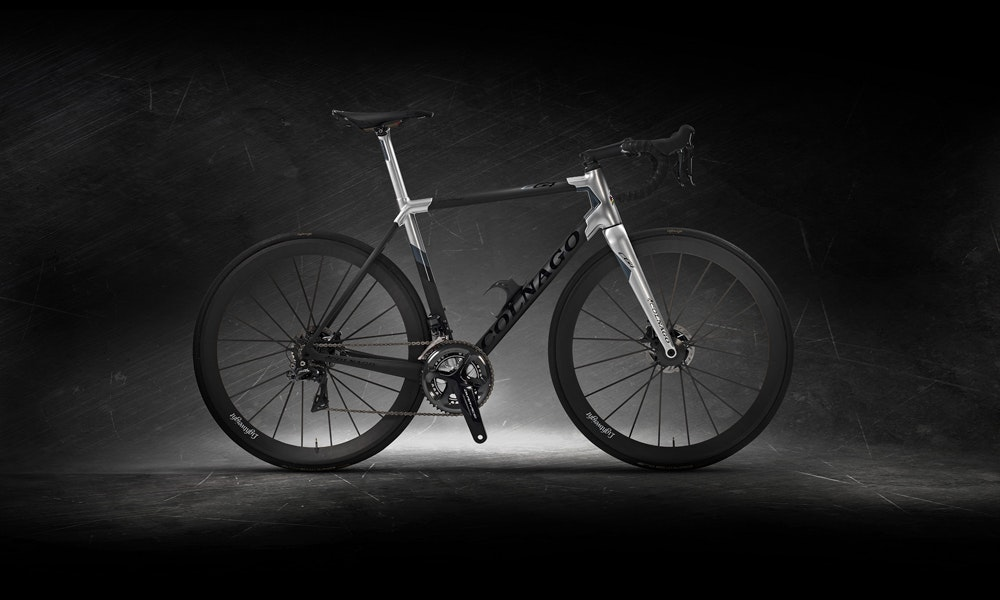 New 2018 Colnago C64 And C64 Disc Road Bike Ten Things
