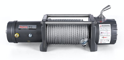 WX9500-Q 12V with Steel Cable