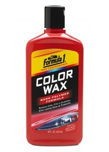 Formula 1 Color Wax - Red