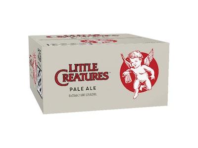 Little Creatures Pale Ale Can 375mL Case