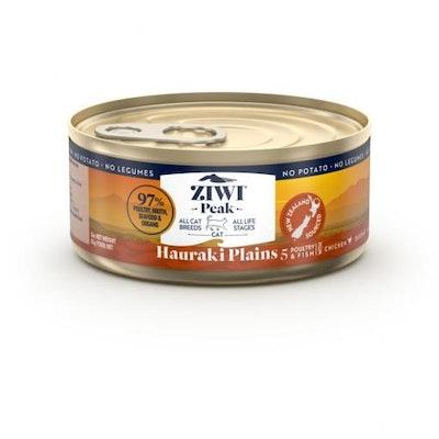 ZiwiPeak Canned Provenance Hauraki Plains Wet Cat Food