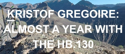 Hope - Kristof Gregoire: Almost a year with the HB.130