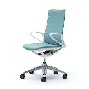 PRE ORDER - Plimode Chair - Bronze Spec (Black/White Body)