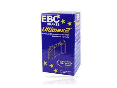 EBC ULTIMAX PREMIUM FRONT BRAKES PADS for Nissan Silvia S14 S15 Turbo 1995-2004