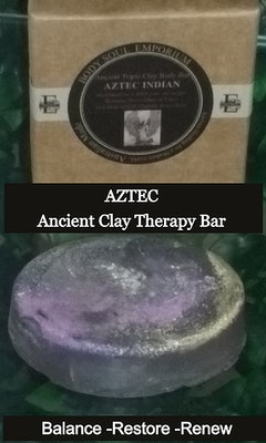 Body Soul Emporium Ancient Aztec Clay Bar