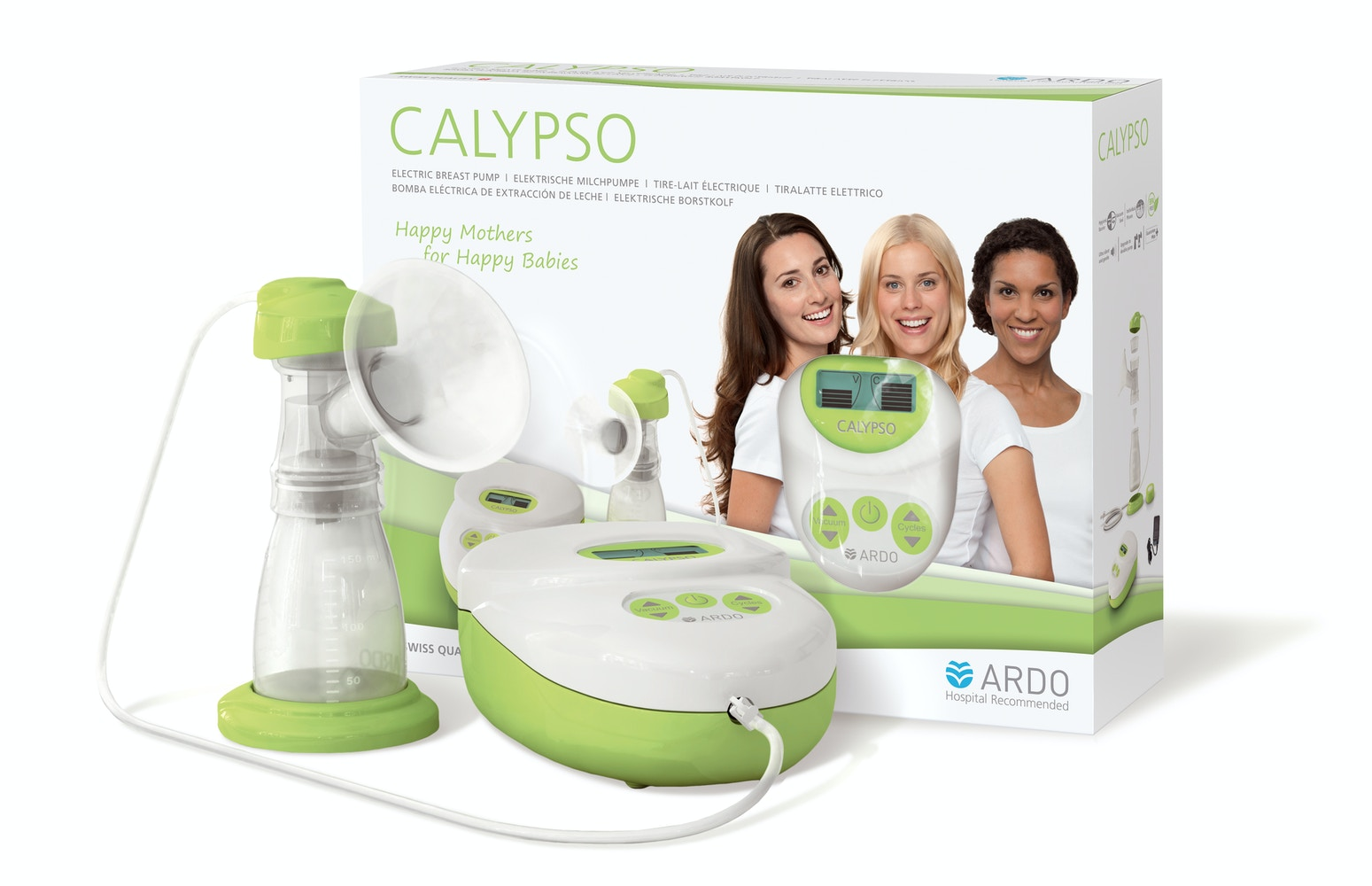Ardo Calypso Breast Pump Review