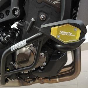 Crash Bars Engine Protectors - Yamaha MT-09 / XSR 900 14-19 Black