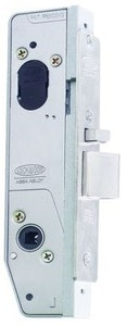 """Lockwood Selector 4782SS 25.4mm narrow mortice lock """"Body Only"""" in stainless steel finish"""