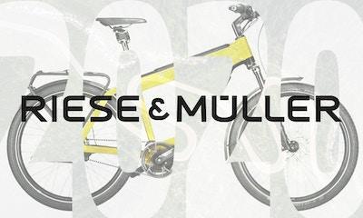 Riese & Müller 2020: Neue E-Bikes im Detail