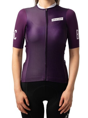 Band of Climbers Women's Helix Pro Jersey - Violet
