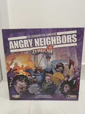 Zombicide: Angry Neighbours Expansion