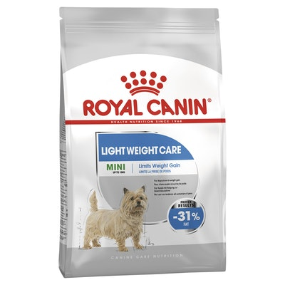 Royal Canin Mini Light Weight Care Adult Dry Dog Food 3kg
