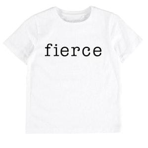 Fierce Tee - White