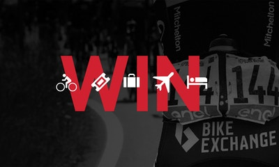 Win the Ultimate Tour de France prize with ORICA-BikeExchange