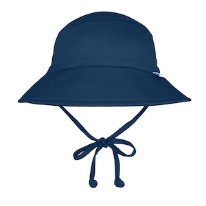 i play. Breathable Bucket Sun Protection Hat-Navy